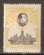 1920 CONGRESO DE LA UPU EDIFIL 301*