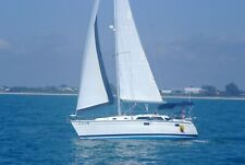 1994 Hunter 335 Excellent Sail Away or Live Aboard Condition Venice Florida