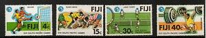 FIJI SG572/5 1979 SOUTH PACIFIC GAMES MNH