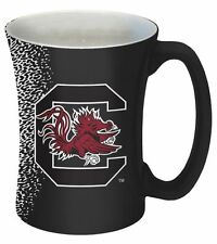 South Carolina Gamecocks Mocha Coffee Mug [NEW] 14 Oz. NCAA Tea Cup Microwave