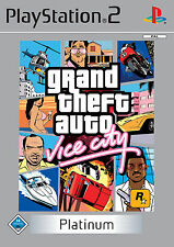 Grand Theft Auto: Vice City Platinum PS2 Playstation 2