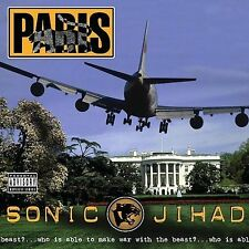 Sonic Jihad [PA] by Paris (Rap) (CD, Sep-2003, Groove Attack (USA))