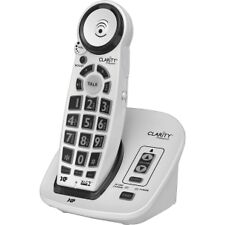 Clarity Professional XLC2 Amplified Big Button Cordless Speaker Phone /Charger