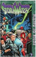 StormWatch Vol. 1 Force of Nature TPB 2000 - DC