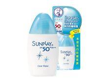 Mentholatum SUNPLAY Sunblock Sunscreen Clear Water SPF50 35g UVA UVB Transparent