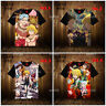 Anime The Seven Deadly Sins Casual T-shirt Short Sleeve Unisex Tops Tee #M433