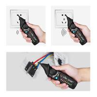 Spannungsprüfer Elektrischer Wechselspannungsdetektor LED Licht Berührungslos DE