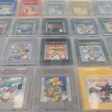Beliebte Nintendo Gameboy Classic/Color Spiele, Spielesammlung