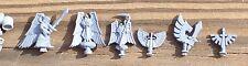 40K DA Ravenwing Standing Icons Bits 6 Bitz  Dark Angels