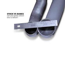 Banks 25936 LLY/LBZ/LMM Hot side Intercooler Pipe Fits 2004-2010 GM 6.6L Duramax