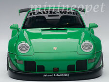 AUTOart 78151 PORSCHE RWB 993 1/18 GREEN with GUN GREY WHEELS