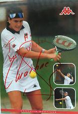 0f36dd3b6b4b8 6x4 Hand Signed Photo of Tennis Star Conchita Martinez Wimbledon