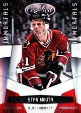 2010-11 Certified Mirror Red #161 Stan Mikita