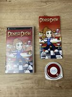 Diner Dash (Sony PSP, 2007) - European Version Good Used Condition