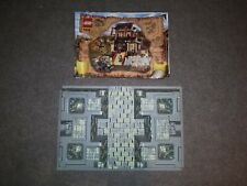 Lego 3D Bauplatte 30271px4 Dragon Fortress 7429 Orient Expedition mit Anleitung