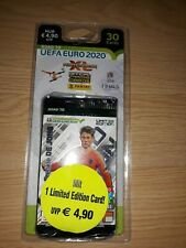 Road to UEFA EURO 2020, Adrenalyn XL, Panini, Blister with Limited edt.card