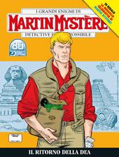 Martin Mystere N° 374 - Il Ritorno della Dea + Medaglia Martin Mystere - Bonelli