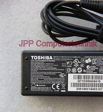 ORIGINAL Toshiba PA3822E-1AC3 PA5044U-1ACA 19V 2.37A 45W Netzteil AC Adapter