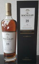 Macallan 2020 Release 18 Jahre Sherry Cask