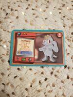 1999 Pokemon Machop Pokemon Jr. Pokedex Entry Card NM