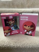 Youtooz Austin #100 Vinyl Figure 500 Limited Edition IN HAND Fast Ship