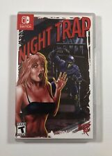 NIGHT TRAP (Nintendo Switch) New - Fast Free Shipping in a box