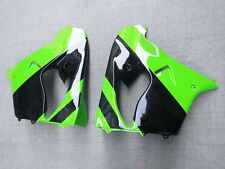 Left+Right Part Batwing Fairing Bodywork Fit For Kawasaki Ninja ZX9R 1998-99 New