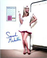 Sarah Michelle Gellar Signed 8x10 Photo Autographed with Coa