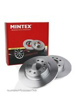 MINTEX MDC1888 LAND ROVER RANGE ROVER L322 REAR BRAKE DISCS (PAIR) -