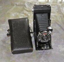 Vintage ART DECO  Camera - Kodak Six Sixteen Folding Camera - Mint with Case!