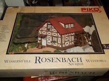PIKO G SCALE  RosenbachWatermill # 62051 new