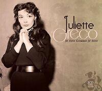 Juliette Greco, Juli - Je Suis Comme Je Suis [New CD] UK - Import