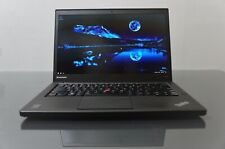 Lenovo ThinkPad laptop T440 Core i7 3.30Ghz HD+ Display 256 SSD 12GB RAM Win 10