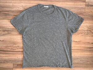 Alex Mill T-Shirt, Men's XL, Gray