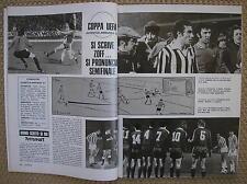 Juventus V Hamburger Sv 1975 UEFA Euro Cup 1/4 Finale Vive Boy' Photos Coverage