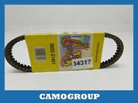Belt Transmission Belt Gates Kimco Zx 50 Road 9802-21401