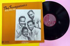 The TRUMPETEERS LP Milky White Way 1988 GOSPEL/JAZZ/SOUL Sweden EX! #7108