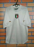 Italia Italy Jersey 2004 2005 Away MEDIUM Shirt Soccer Football Puma