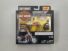 Maisto Harley Davidson 2002 XL 883R Sportster Modellbausatz Model Kit 1:18