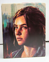 The Last Of Us Part II 2 Collector's Edition Steelbook Case (NO GAME)