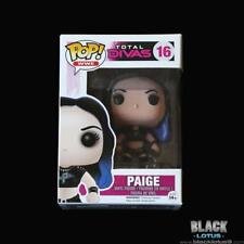 Funko Pop! Paige WWE Total Divas Purple Black 16 VAULTED with POP PROTECTOR