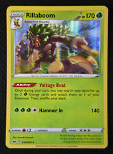 Pokemon Card Rillaboom 014/202 Holo Rare Sword & Shield Nm/M