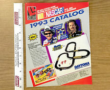 1993 LIFE-LIKE Racing 6pg HO Slot Car & Accessory Catalog Unused Petty NASCAR A+
