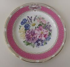 RHS Wedgwood Collectors Plate Chelsea Flower Show 1987 'Chelsea Fragrance'