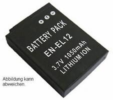 Ersatz Akku Batterie für Nikon En El 12 Coolpix s 630