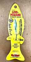 Northland 1/8 oz. HD Live-Forage Fish Fry Minnow Fishing Spoon