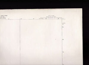 Braddock Heights Quadrangle Monroe County NY  US Geological Survey Map 1969