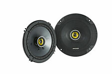 Kicker 46CSC654 CS Series CSC65 6.5 Inch 160mm Coaxial Speakers 4 Ohm Pair