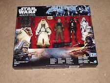 Star Wars Rogue One Exclusive 4 Pack Action Figure Set BNIB