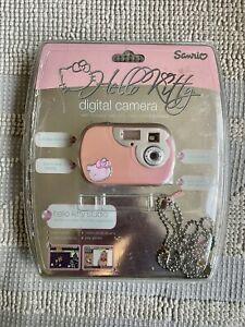 Hello Kitty Y2K Sanrio Digital Camera with editing software NOS